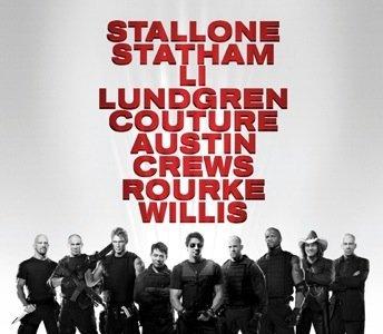 Estrenos de cine | 13 de agosto | Llegan Stallone y sus mercenarios
