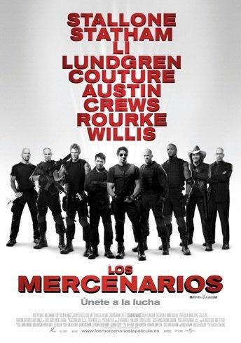 Estrenos de cine   13 de agosto   Llegan Stallone y sus mercenarios