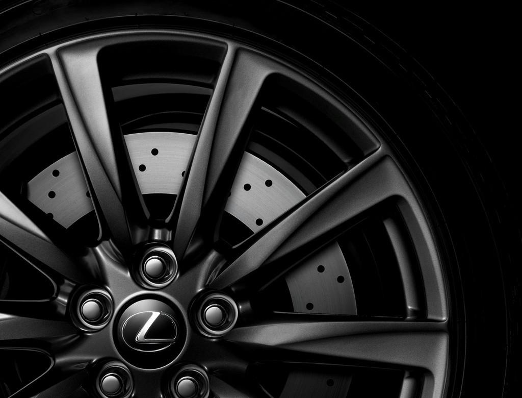 Foto de Lexus IS-F (31/111)
