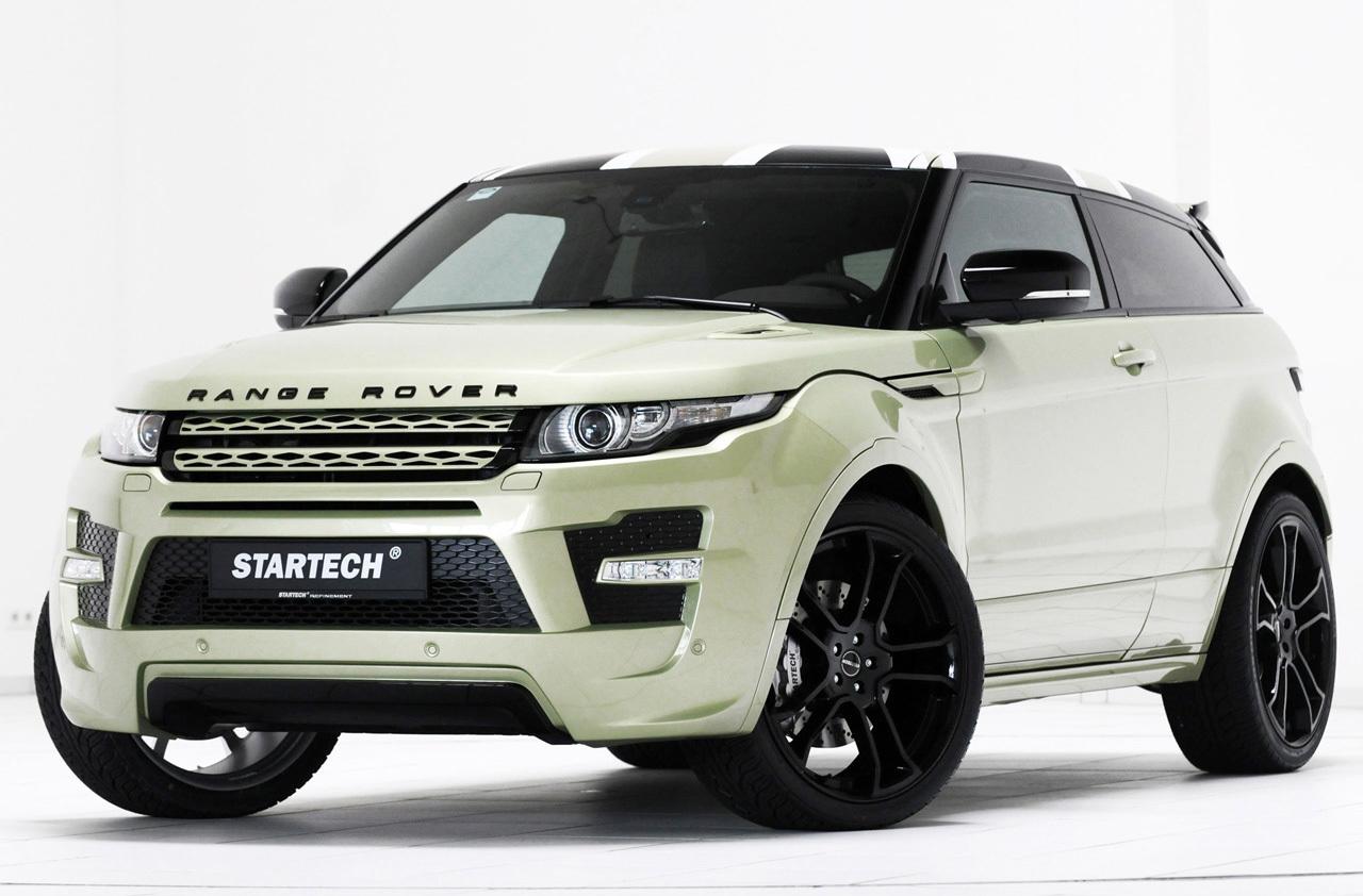 Foto de Startech Range Rover Evoque (23/31)