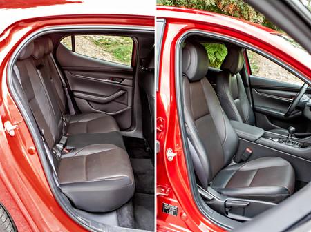 Asientos Mazda3