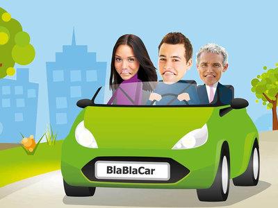 BlaBlaCar se enfrenta a su primera multa en Europa, y lo hace en Madrid