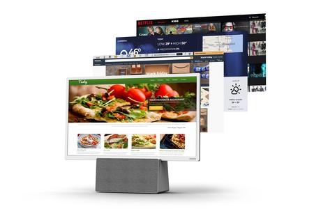Philips presenta un nuevo televisor-altavoz  para la cocina que podremos controlar con la voz