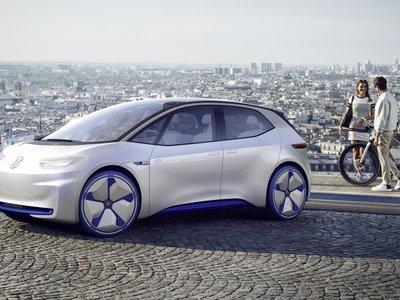 El futuro es ya: el Volkswagen I.D. dejará de ser un concept para comenzar su producción en noviembre de 2019