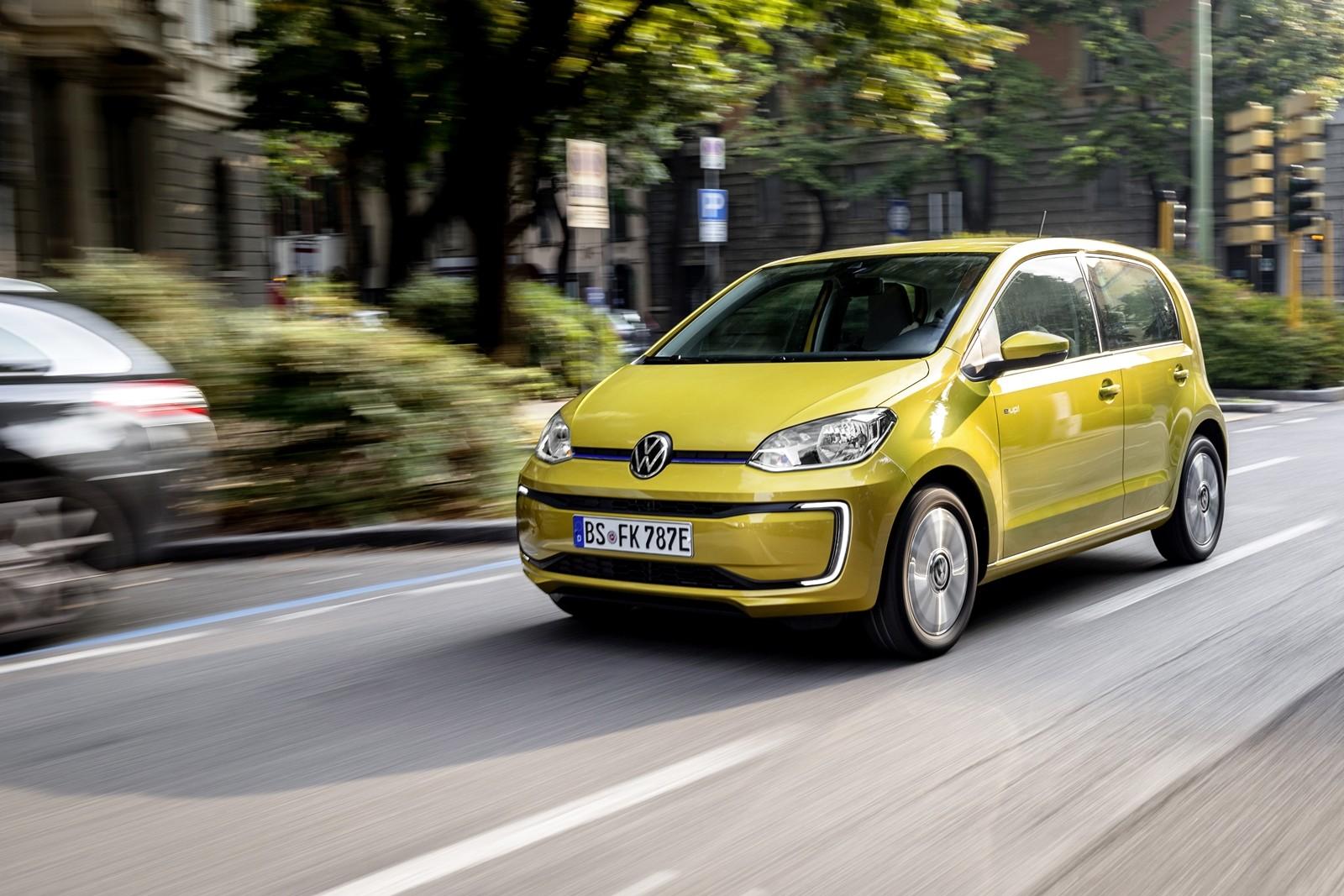 Foto de Volkswagen e-up! 2019 prueba contacto (7/33)