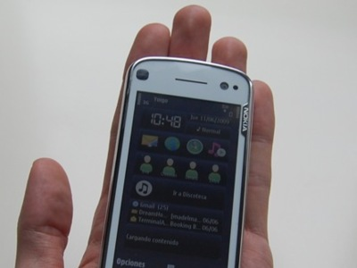 Nokia N97 a revisión (II)