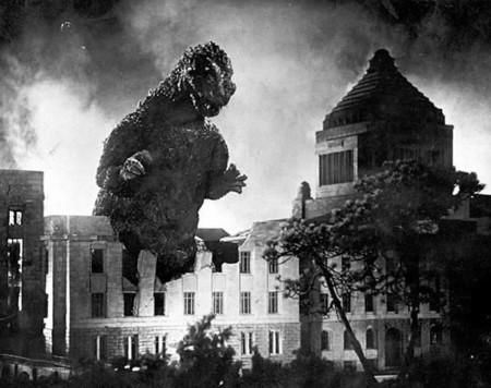 Homenaje a Godzilla y Santo en la IX Semana de Cine Fantástico y de Terror