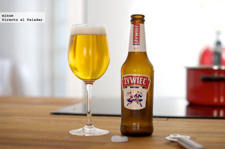 Cerveza Zywiec - 2