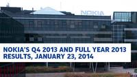 Nokia muestra los últimos resultados financieros antes de la compra de Microsoft