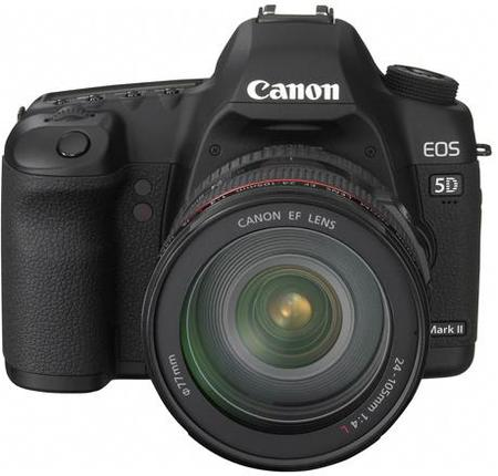 Ya disponible el esperado firmware 2.0.3 para la Canon 5D Mark II