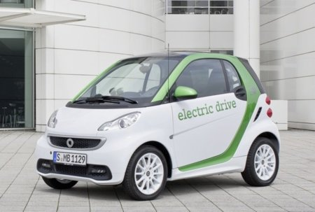 Smart ForTwo Electric Drive 75 CV