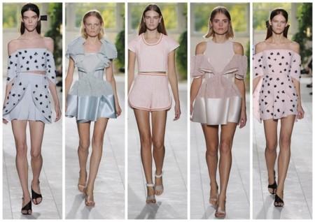 Balenciaga tendencias primavera/verano 2014