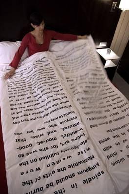 Foto de Mantas para leer en la cama  (2/4)