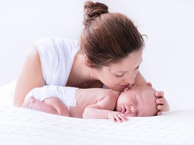 ¿Tu bebé se beneficia de los multivitamínicos que consumes durante la lactancia?