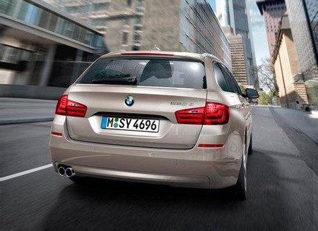 BMW detiene la producción temporalmente por la nube de ceniza