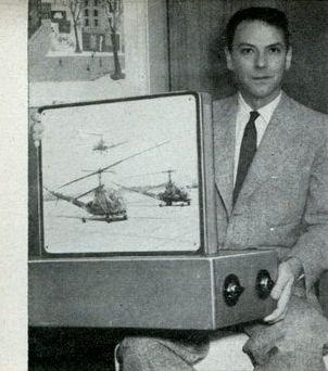 Las pantallas planas ya se inventaron en 1958