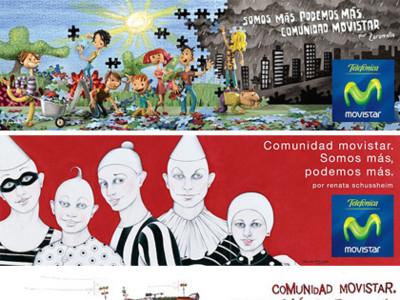 Imagen de la Semana: Comunidad Movistar