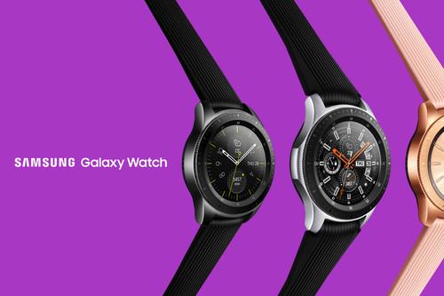"""Samsung anuncia el Galaxy Watch, su nuevo reloj con monitor de estrés, """"varios días"""" de batería y dos tamaños disponibles"""