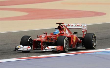 Fernando Alonso saldrá noveno con el comodín de poder elegir compuesto