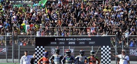 15 años no son nada, Jorge Lorenzo cumple media vida en el Campeonato del Mundo de Motociclismo