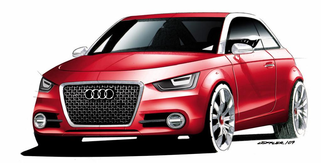 Foto de Audi A1 Metroproject Quattro Concept (23/35)