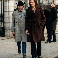 El denim se apodera del mejor street-style de la semana visto en las semanas de la moda