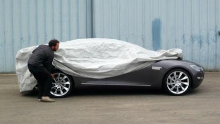 Tesla Model S (sedán), poco a poco se va destapando