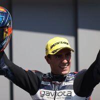 Albert Arenas gana el mundial de Moto3 en Portimao para ser el 21º campeón español de las motos