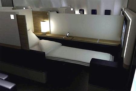 Nueva business class suites en Swiss