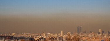 La calidad del aire en Madrid o Barcelona supera los nuevos límites de seguridad establecidos por la OMS