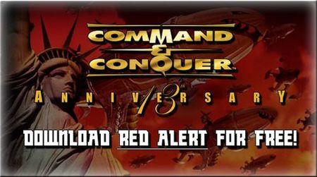 Descarga el 'Red Alert' original gratis, cortesía de EA