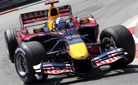 Red Bull Monaco 2006 Coulthard
