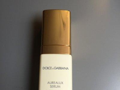 Probamos Aurealux Serum de Dolce&Gabbana Skincare, el descanso de la piel