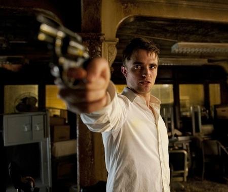 Robert Pattinson saca su lado más chungo en 'Cosmopolis', muy malote el tío