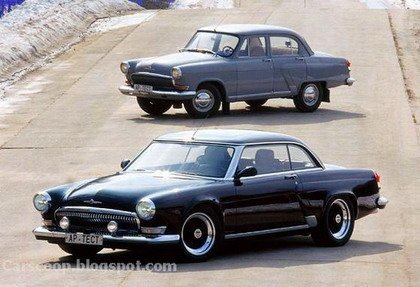 BMW Volga Roadster