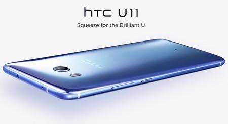 El HTC U11 tendrá preventa en México y al parecer será, otra vez, exclusivo de Telcel