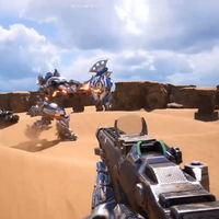 Anunciado Exomecha, un nuevo FPS para Xbox y PC donde robots gigantes se repartirán estopa entre sí