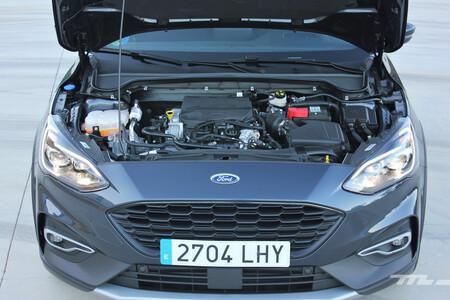 Ford Focus Ecoboost Hybrid 2020 Prueba 230