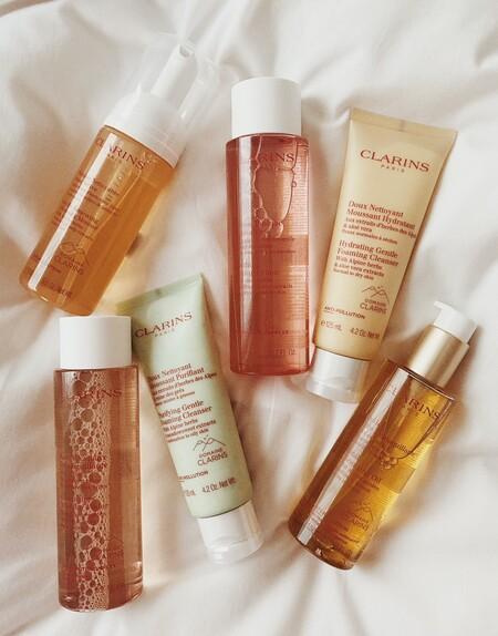 Entre los nuevos limpiadores de rostro de Clarins, hemos encontrado un combo estupendo para las pieles secas (y cualquier tipo de piel)