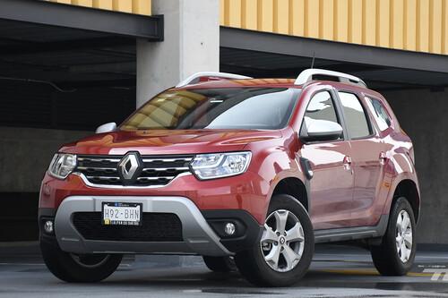 Renault Duster 1.6 litros, a prueba: caja manual y 115 hp para el SUV que compite con sedanes