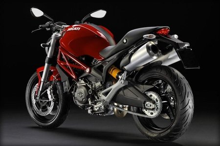 Ducati Monster... ¿795? Sí, la Monster del mercado asiático