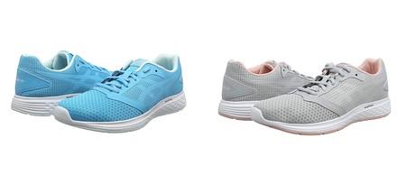 Desde 20,71 euros podemos hacernos con unas zapatillas Asics Patriot 10 en Amazon