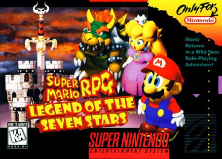 Otro as en la manga de Wii U: Super Mario RPG llega a la Consola Virtual por Navidad