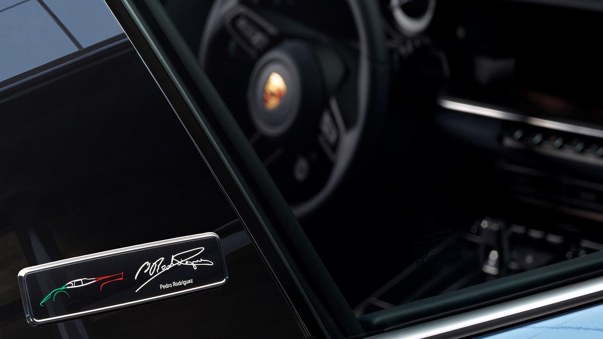 Foto de Porsche 911 Turbo S One of a Kind Pedro Rodriguez (4/10)