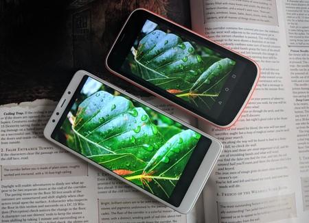 Comparativa Pantalla Nokia 1
