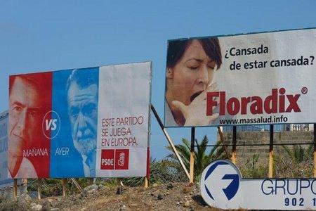 El PSOE y el PP pueden frenar ACTA