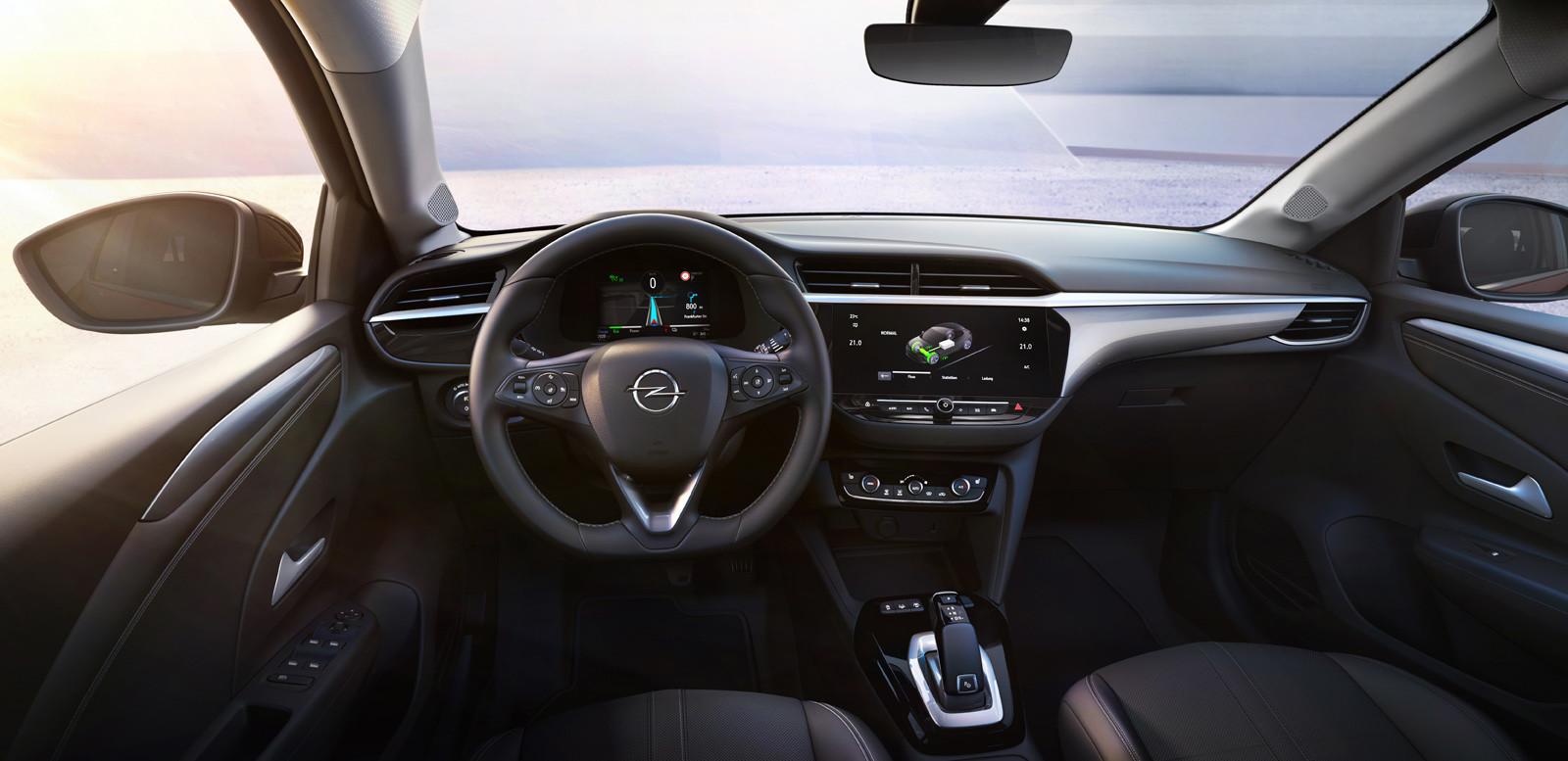 Foto de Opel Corsa 2019 (presentación estática) (37/46)