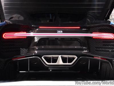 No te pierdas los primeros ronroneos del Bugatti Chiron, en Mónaco