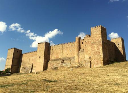 El Castillo de los Obispos de Sigüenza y el fantasma de Doña Blanca