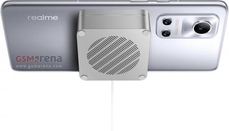 Realme Flash Filtracion Smartphone Android Carga Inalambrica Magnetica